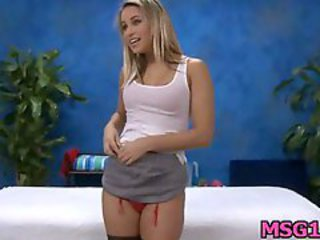 Cute Massage Stripper Teen