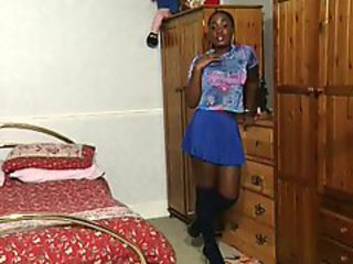 Ebony Skirt Teen