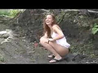 Amateur teens - outdoor