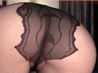 Mistress Pantyhose Perverts JOI... IT4