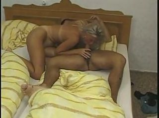 Blowjob European German MILF Wife