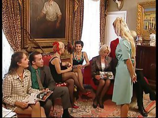 Groupsex MILF Party Swingers Vintage