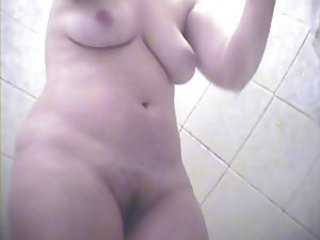 hidden camera real voyeur spy shower naked pussy