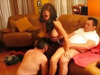 Sexy Real slut wife loves cuckold and more