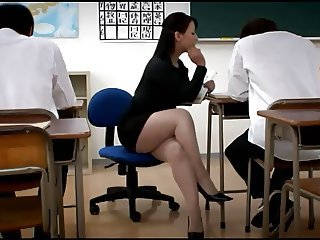 teacher-office worker-teacher