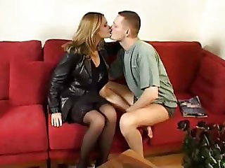 Hot French Couple Get It On In The Afternoon