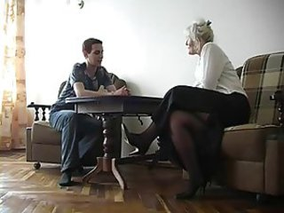 Homemade Mature Old and Young Russian