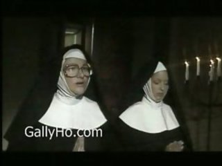 Horny Nuns and P ...