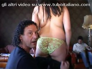 Cuckold European Italian Panty Wife