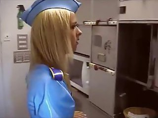 Rubber Air Hostess