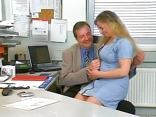 Office Old and Young Secretary