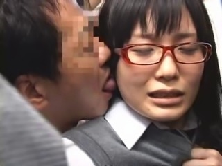 Groped In Train Japanese vol.3