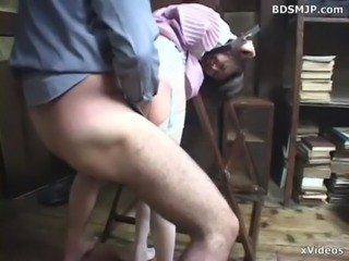 submissive maid bound and sex punished free