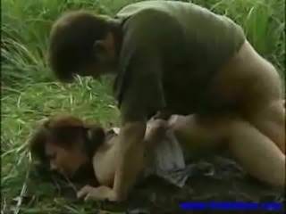 Rough outdoor sex 00 free