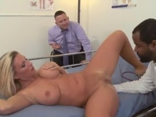 Big Tits Fisting Interracial MILF