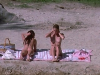 Celebrity Nudist Outdoor Teen