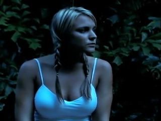 In this hot clip from Into the Mist Chole gets attacked and blindfold before...