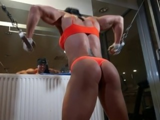 Suzy Kellner: Scary Sexy Muscle FBB - Ameman