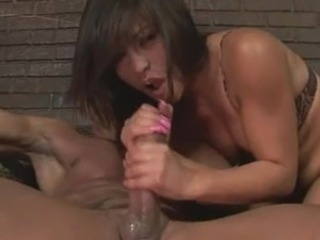 Asian Handjob Korean MILF