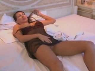 Big Tits European German Lingerie MILF Silicone Tits Stripper
