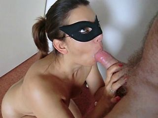 dutch wife gets a good facial and swallows