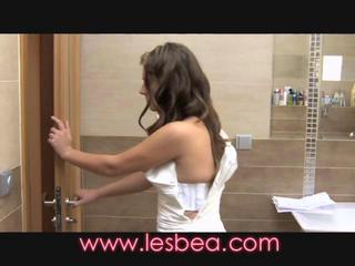 Bathroom Bride Teen