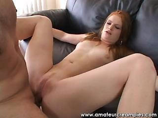 Creampie European Shaved Teen