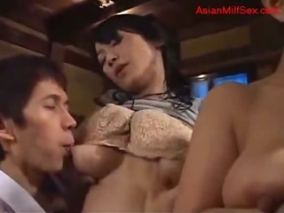 2 Busty Milfs Getting Their Nipples Sucked Pussies Licked And Fingered...