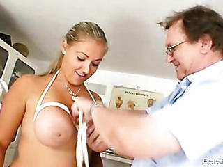 Bondage Daddy Doctor Fetish Old and Young