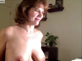 Mature SaggyTits Webcam