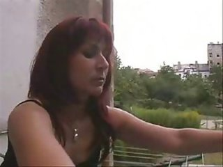 Amateur Mature Outdoor Public