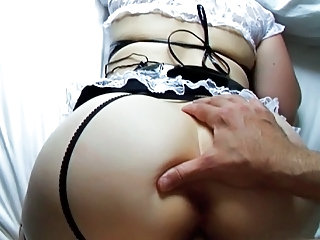 Trained Maid Gets Rewarded- Used...