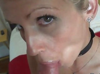 Nasty develish wife suck it good