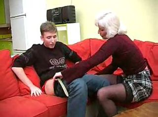 Blonde Russian Mature Fucks