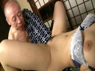 Asian Daddy Daughter Japanese Old and Young