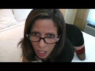 Glasses MILF Secretary