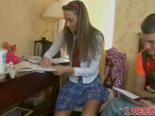 Skirt Student Teen Uniform