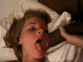 Big cock Blowjob Interracial Teen