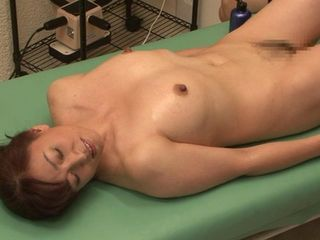 Asian Massage MILF Nipples