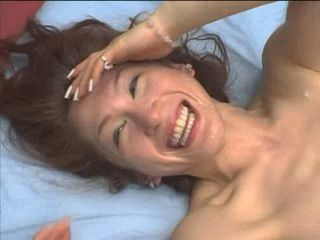 Asian Bukkake Cumshot Facial MILF
