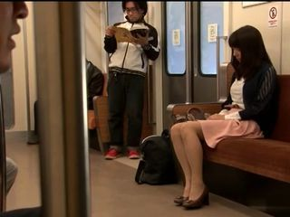 Mother in the Metro...