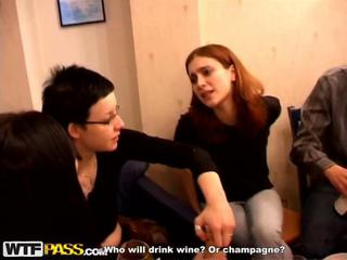 Amateur Groupsex Party Teen