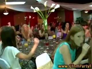 Cfnm Reality Party Gets Wild With Strippers Flinging Dick Everywhere