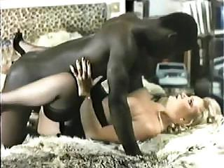 Hardcore Interracial MILF Stockings Vintage