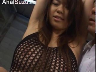 Asian Babe Bondage