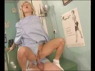 Clothed Doctor Hardcore MILF Riding Uniform Vintage