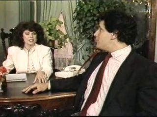 Brazilian Latina MILF Office Secretary Vintage