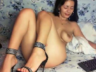 Amazing MILF Solo Webcam