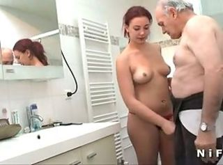 Blowjob European French Old and Young