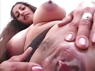 Big Tits Close up Indian MILF Pussy